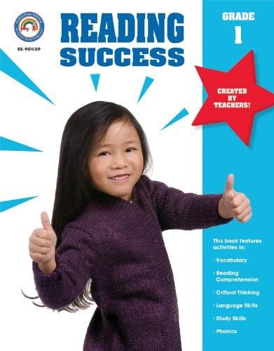 9781604180480: Reading Success, Grade 1