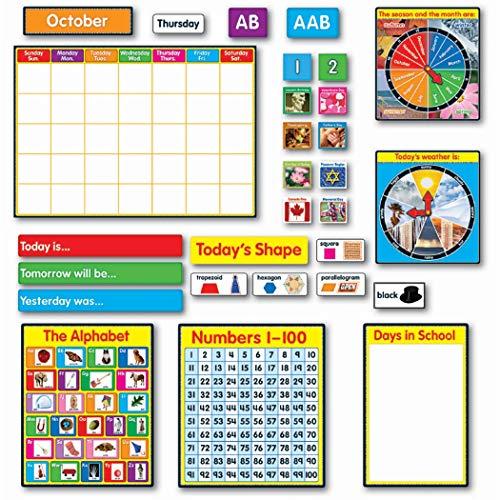 9781604181678: Morning Meeting Solution Bulletin Board Set, Grade K
