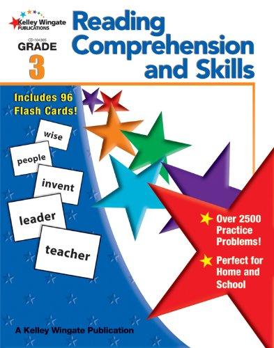 9781604182552: Reading Comprehension and Skills, Grade 3