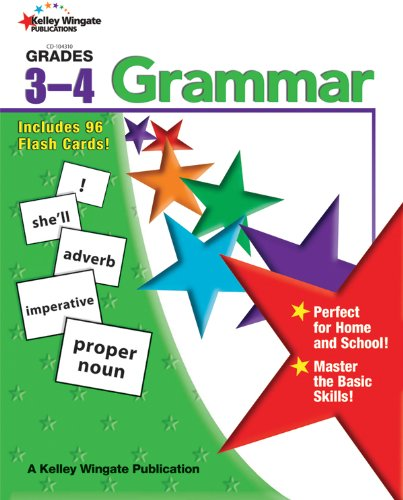 9781604182606: Grammar, Grades 3 - 4