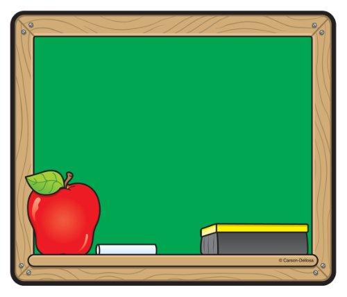 9781604183016: Chalkboards Cut-Outs