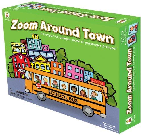 9781604186710: Zoom Around Town
