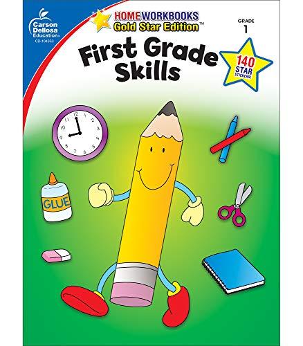 First Grade Skills Grade 1 (Paperback)