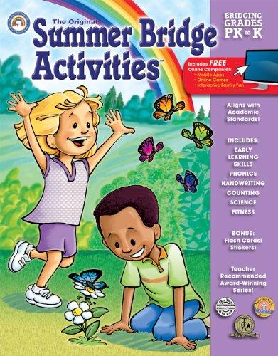 9781604188172: Summer Bridge Activities: Bridging Grades Prekindergarten to Kindergarten