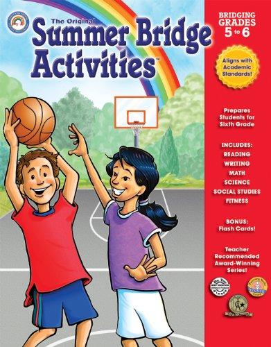 Summer Bridge Activities: Bridging Grades 5 to 6