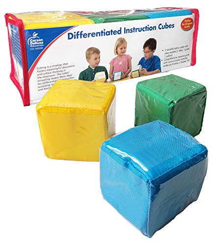 9781604189278: Differentiated Instruction Cubes