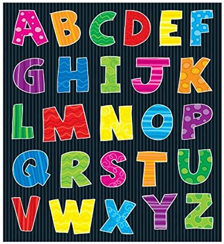 9781604189797: Alphabet Shape Stickers