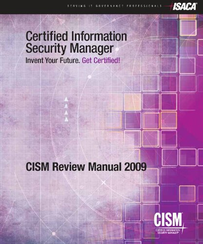 9781604200379: CISM Review Manual 2009