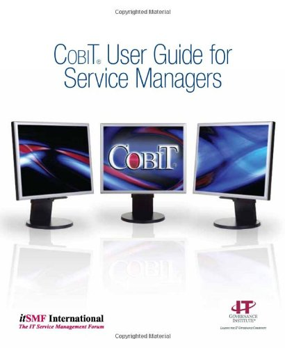 9781604200713: COBIT User Guide for Service Managers
