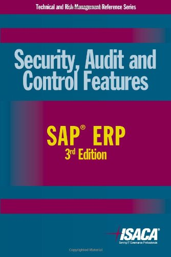 9781604201154: Security, Audit and Control Features SAP ERP, 3rd Edition