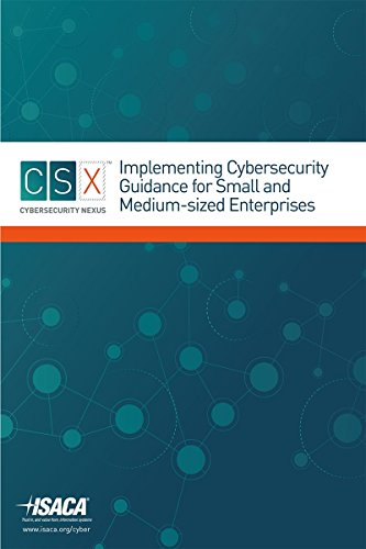 9781604202694: Implementing Cybersecurity Guidance for Small and Medium-sized Enterprises