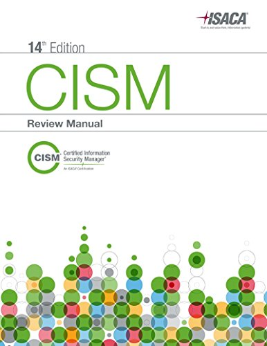 9781604203691: CISM Review Manual, 14th Edition