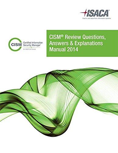 9781604204131: CISM Review QAE Manual 2014