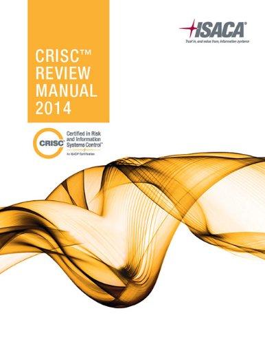 9781604204278: CRISC Review Manual 2014