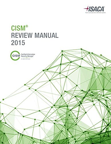 9781604205213 cism review manual 2015 abebooks isaca 1604205210 rh abebooks co uk cism review manual 2016 torrent cism review manual 2014