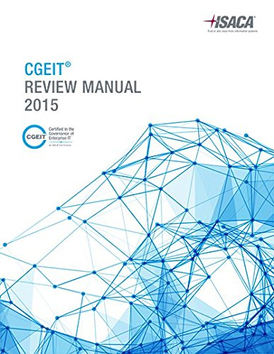 9781604205299: CGEIT Review Manual 2015