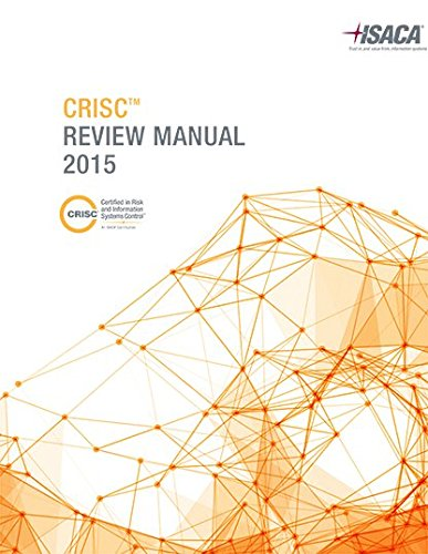 9781604205909 crisc review manual 2015 abebooks isaca 1604205903 rh abebooks com crisc review manual 2014 pdf free download CRISC Sample Questions
