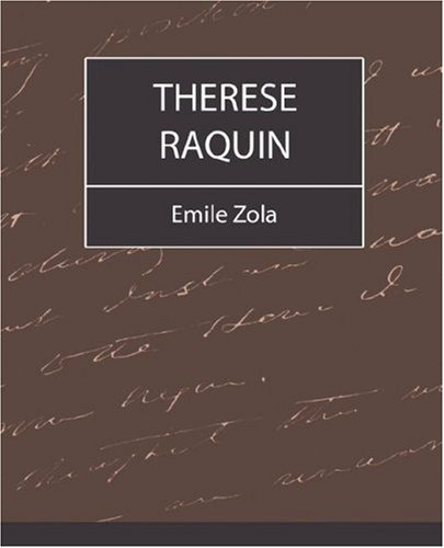 9781604240412: Therese Raquin