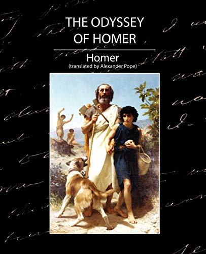 9781604240689: The Odyssey of Homer