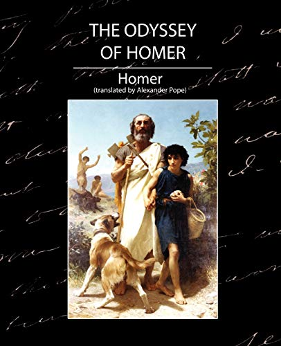 9781604240689: The Odyssey of Homer