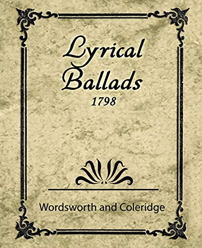 Lyrical Ballads 1798: William Wordsworth