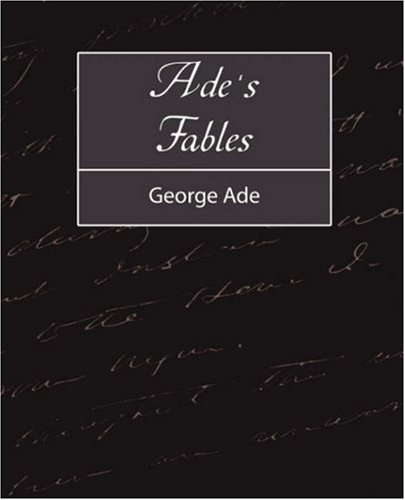 9781604242355: Ade's Fables