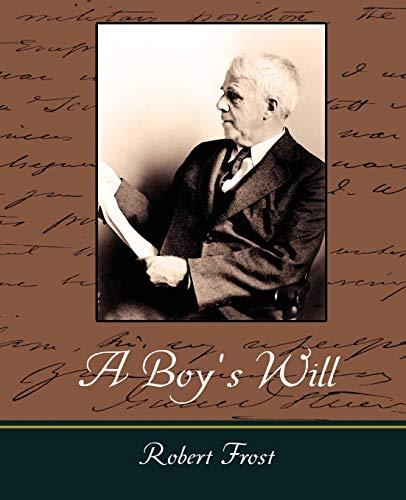 9781604242744: A Boy's Will