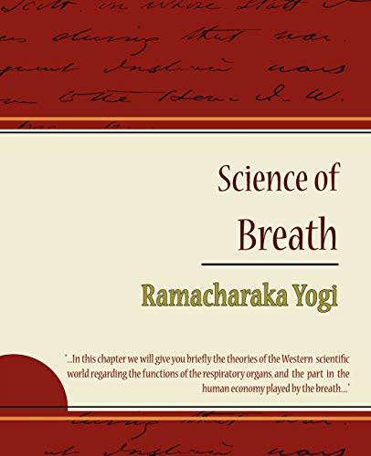 9781604244212: Science of Breath - Ramacharaka Yogi