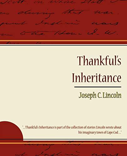 9781604248937: Thankful's Inheritance