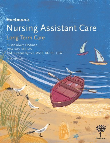 9781604250411: Hartman's Nursing Assistant Care: Long-Term Care, 3e