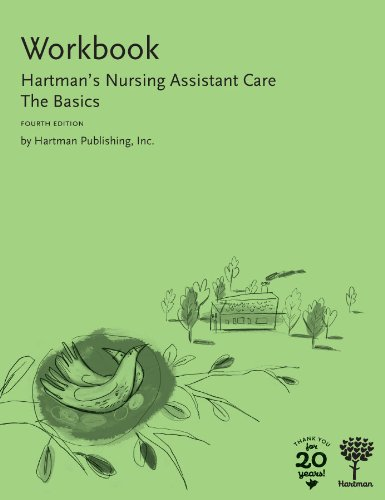 Workbook for Hartman's Nursing Assistant Care: The: Hartman Publishing Inc.