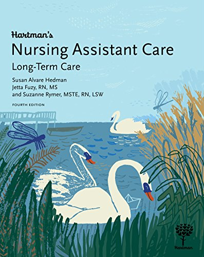 9781604250749: Hartman's Nursing Assistant Care: Long-Term Care, 4e
