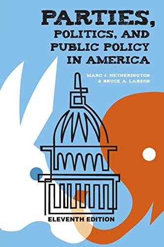 9781604264586: Parties, Politics, and Public Policy in America