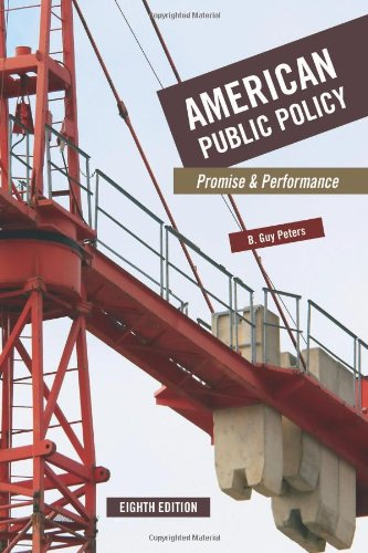 9781604264593: American Public Policy: Promise and Performance