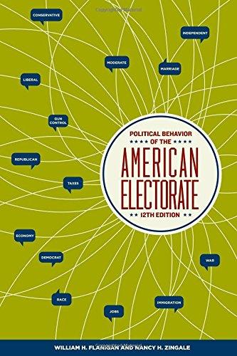 9781604265217: Political Behavior of the American Electorate, 12th