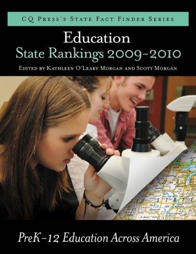 Education State Rankings 2009-2010: Scott Morgan, Kathleen