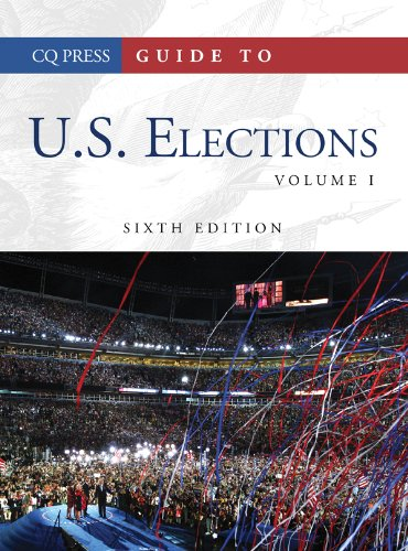 9781604265361: Guide to U.S. Elections, 6th Edition (Congressional Quarterly's Guide to U S Elections)