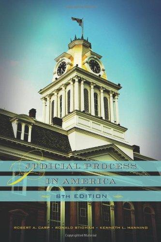 9781604266085: Judicial Process in America