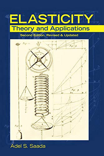 9781604270198: Elasticity: Theory and Applications, Second Edition, Revised & Updated