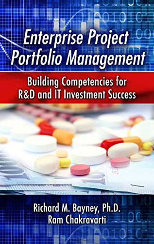 9781604270600: Enterprise Project Portfolio Management: Building Competencies for R&D and IT Investment Success