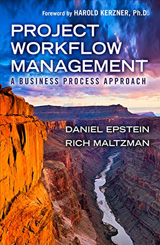 9781604270921: Project Workflow Management: A Business Process Approach