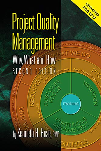 9781604271027: Project Quality Management: Why, What and How, Second Edition