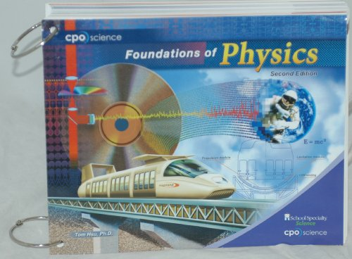 Foundations of Physics Second Edition (School Specialty: Tom Hsu