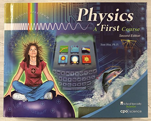 9781604312034: Physics, a First Course, 2nd Edition