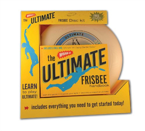 9781604330236: The Wham-O Ultimate Frisbee Handbook: Tips and Techniques for Playing Your Best in Ultimate Frisbee