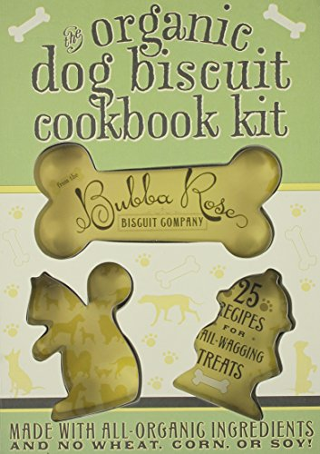 9781604330540: The Organic Dog Biscuit Cookbook Kit
