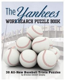 9781604331455: Yankees Rule! Word Search Puzzle Book