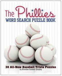 9781604331479: Phillies Rule! Word Search Puzzle Book