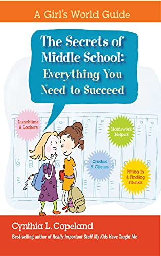 9781604331950: The Secrets of Middle School: Everything You Need To Succeed (A Girl's World Guide)