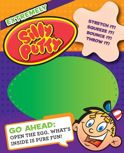 9781604331981: The Extremely Silly Putty: Extremely Silly Putty®: Tons of Stuff to Do with Your Favorite Science Mistake (A Little Seedling Edition)